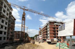Граде нове, а недовршени стари станови