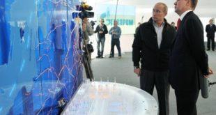 Путин отвара радове на Јужном току у Србији  5