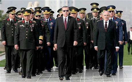 Опет чистка у турској армији