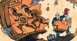 Европска Централна банка разапиње Грчку и Шпанију 5