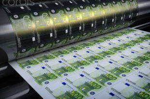 Акција - почиње штампање евра