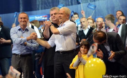 Коначан биланс демократске пљачке Војводине 1