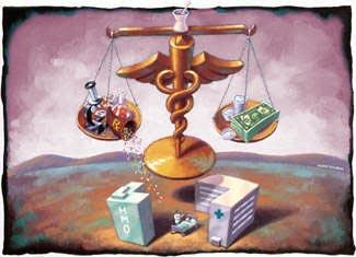 Преко мита докторима до фармацеутског профита