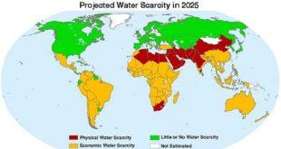 Нови рат у Азији почеће због воде 2