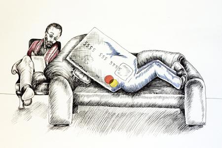 У Србији ни јефтине кредите нема ко да узме