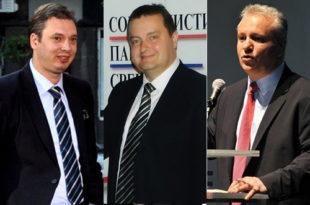 Бриселски удар на Уставни поредак Србије