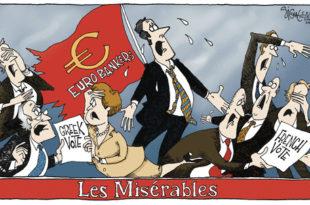 Француске банке напуштају Грчку