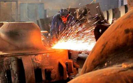 Индустријска производња пала 6,8 % 1