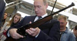 ПУТИНберг - нова марка оружја? 3