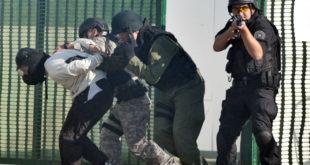 ФБИ и шиптари ловили терористе по Батајници 3