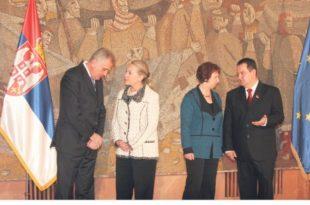 Квислинзи, Клинтонова и ЕУ на истом задатку: Ликвидирати Србију 3