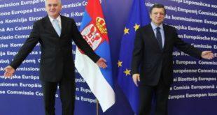 Немачка захтева да Србија потпише уговор са Косовом 2