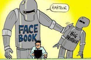 Фејсбук у служби Великог брата 1