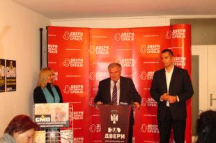 Двери: ЗА Србију без ГМО! Проф. др Миладин Шеварлић