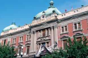 Новца за спас Црвене звезде и Партизана има - а за Народни музеј нема!