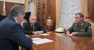 Путин мења цео војни врх 2