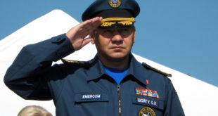 Нови министар одбране Русије, Сергеј Шојгу