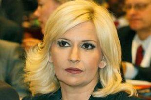 """Српска министарка Михајловић назвала Тачија """"државником""""! 3"""