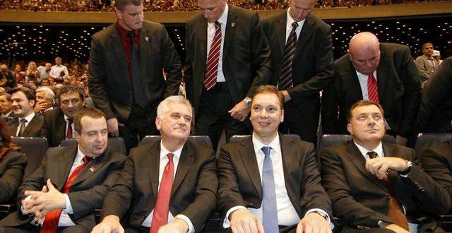 Материјални статус политичко-економске мафије у Србији све бољи 1