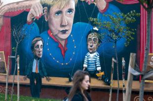 Немачка снажнија, Европа све слабија