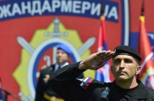 Српска жандармерија одрађује посао за НАТО 10