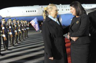 Хилари Клинтон – «породичним послом» на Балкану