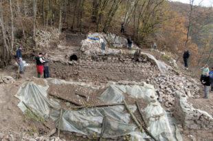 Ваљево: Археолози пронашли остатке цркве са краја петог века
