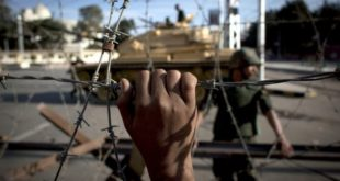 Египат на ивици грађанског рата 6