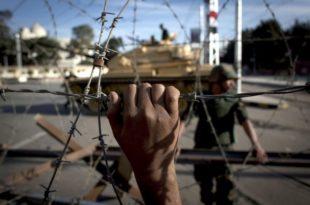 Египат на ивици грађанског рата