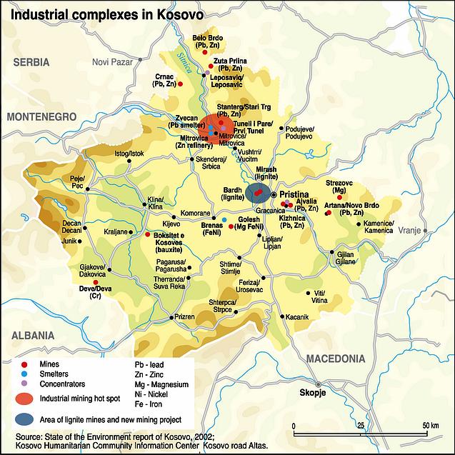 КиМ индустријски комплекси