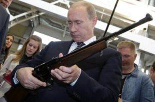 Путин: Страни агенти неће проћи! 10