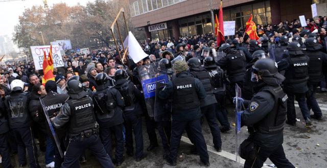 Хаос у Скопљу 1