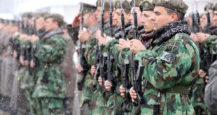 Анкета: Већина за враћање војног рока 8