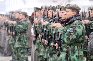 Анкета: Већина за враћање војног рока