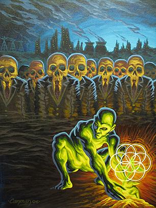 еколошки геноцид
