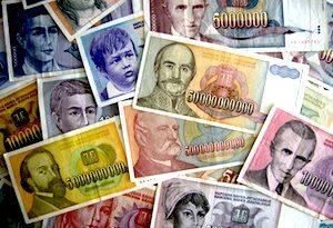 Србија има највећу стопу инфлације у Европи