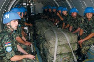 Србија шаље 500 војника у мировне мисије