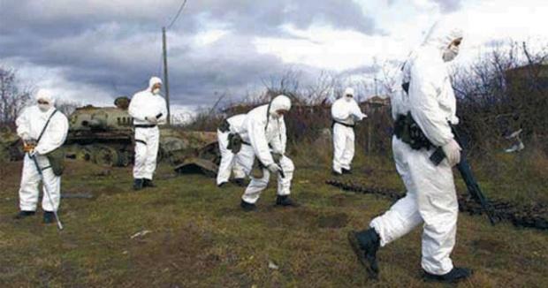 Скривана истина о убијању Срба уранијумом