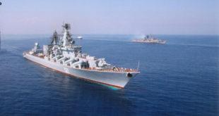 Бродови Црноморске флоте обновили стално присуство у Средоземном мору 5