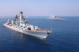Бродови Црноморске флоте обновили стално присуство у Средоземном мору