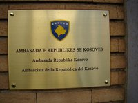 Квислинг Дачић отвара шиптарску амбасаду у Београду 2