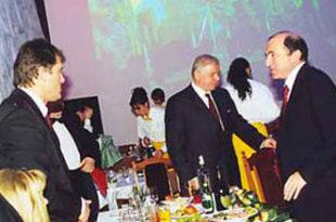 Дела Березовского: бомба для Ющенко
