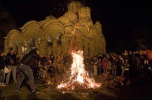 Срби Косова и Метохије сами за празник