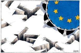 Финансијско-империјалистичка револуција ЕУ