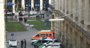 Минхен и претње међународној безбедности