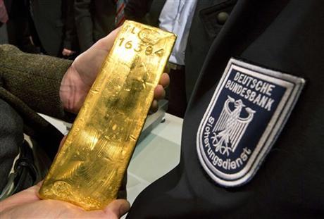 Америма потребно седам година да Немцима врате 300 тона злата 1