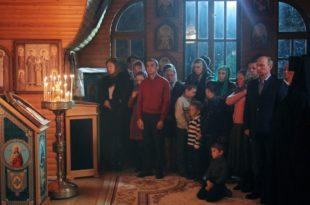 Путин на Божић са сељанима