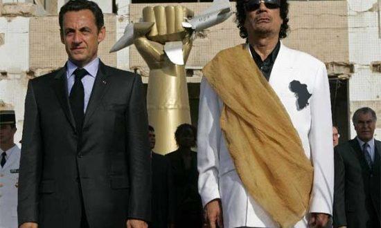 Нови сведок потврдио да је Саркози добио новац од Гадафија