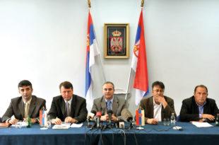 Срби са севера КиМ траже пријем код Николића и Дачића
