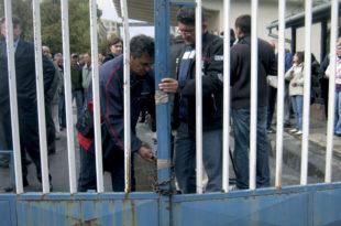 Србија: Велика предузећа угашена, мала преслаба